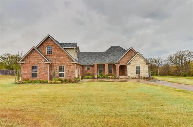 6401 Cedar Creek Drive, Jones, OK 73049 (MLS #835601) :: Wyatt Poindexter Group