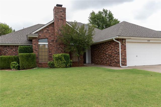9216 Southlake Drive, Oklahoma City, OK 73159 (MLS #835617) :: Wyatt Poindexter Group
