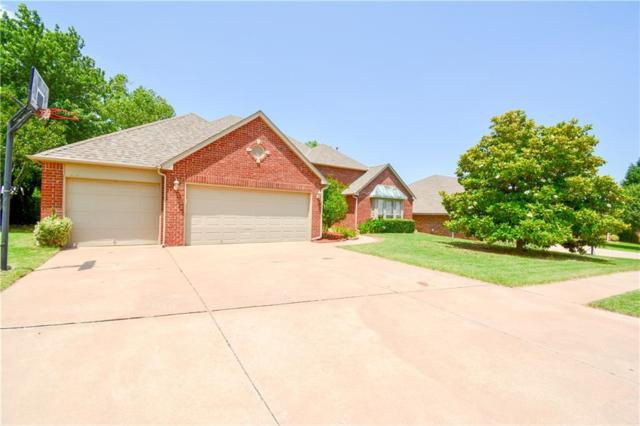 1317 NW 195th, Edmond, OK 73012 (MLS #835622) :: Homestead & Co
