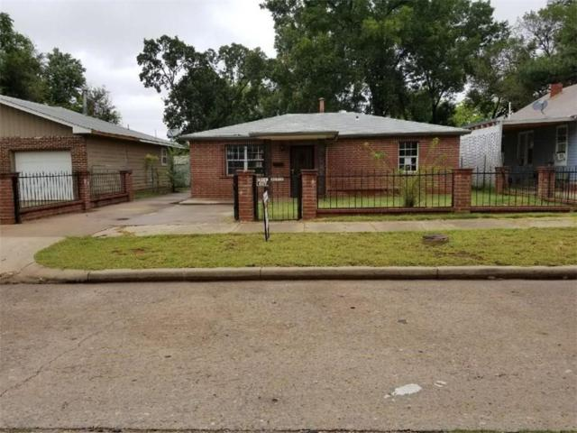629 SE 20th Street, Oklahoma City, OK 73129 (MLS #835633) :: Wyatt Poindexter Group