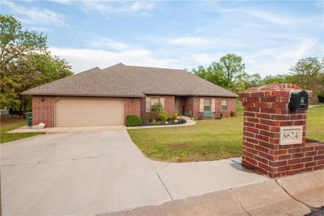 8624 Mallard Lane, Edmond, OK 73034 (MLS #835751) :: Wyatt Poindexter Group