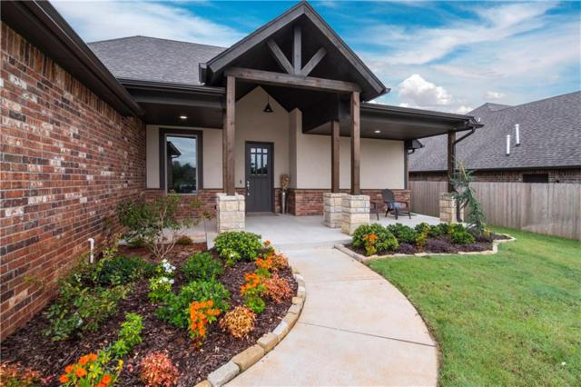 11501 Fairways Avenue, Yukon, OK 73099 (MLS #835779) :: KING Real Estate Group
