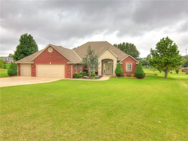 3517 Estate Drive, Norman, OK 73072 (MLS #835787) :: Wyatt Poindexter Group