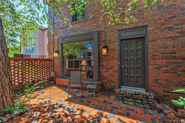 6420 Brandywine Lane #11, Oklahoma City, OK 73116 (MLS #835804) :: KING Real Estate Group
