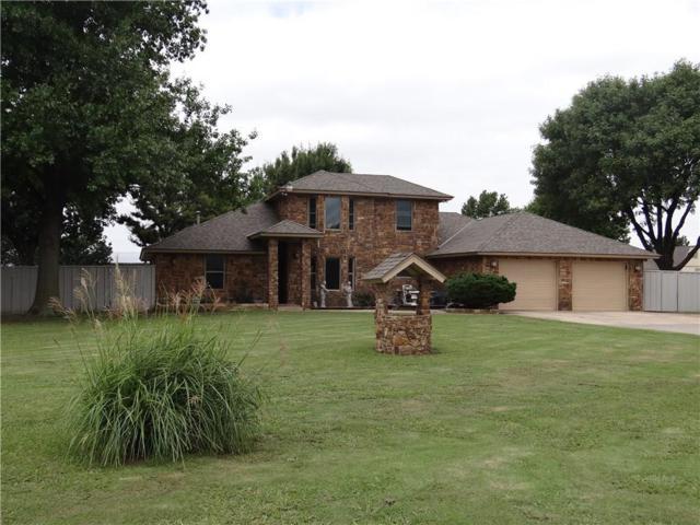 10615 S Harvey Avenue, Oklahoma City, OK 73170 (MLS #835805) :: Wyatt Poindexter Group