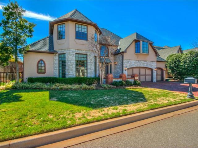 14708 Hollyhock, Oklahoma City, OK 73142 (MLS #835822) :: KING Real Estate Group