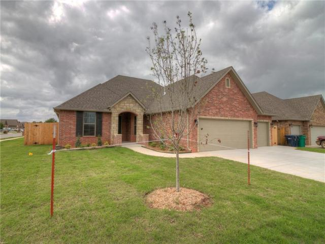 2821 Melina Drive, Yukon, OK 73099 (MLS #835834) :: Wyatt Poindexter Group