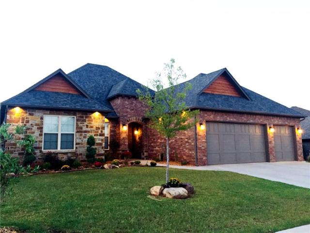4209 Norfolk Court, Edmond, OK 73012 (MLS #835844) :: Wyatt Poindexter Group