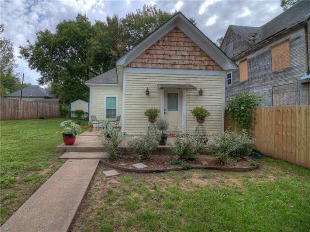 408 S 2nd, Guthrie, OK 73044 (MLS #835855) :: Wyatt Poindexter Group