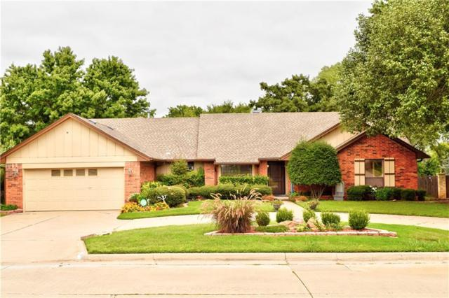 2304 Robinwood Place, Shawnee, OK 74801 (MLS #835857) :: Wyatt Poindexter Group