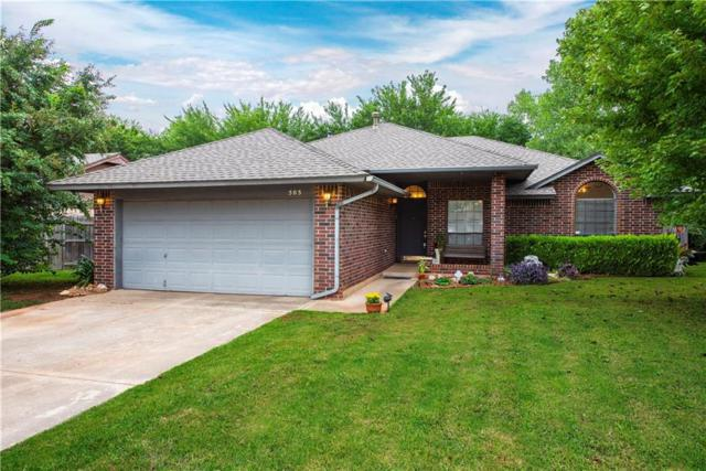 505 Rolling Meadow Drive, Noble, OK 73068 (MLS #835863) :: KING Real Estate Group