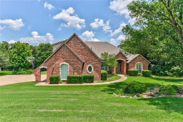 7250 Oakwood Creek Road, Edmond, OK 73034 (MLS #835867) :: Meraki Real Estate