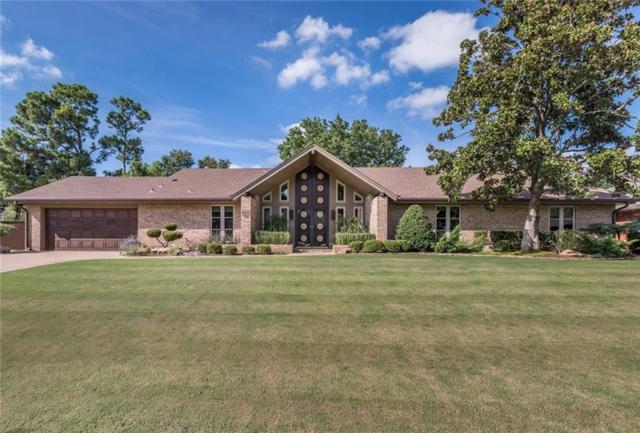 3017 Lansdowne Lane, Oklahoma City, OK 73120 (MLS #835878) :: Barry Hurley Real Estate