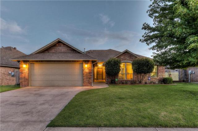 504 SW 161st Street, Oklahoma City, OK 73170 (MLS #835881) :: Wyatt Poindexter Group