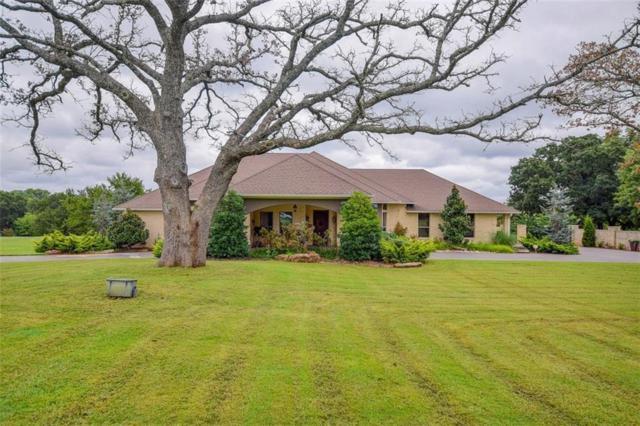 1247 Wandering Oaks Court, Norman, OK 73026 (MLS #835900) :: Wyatt Poindexter Group