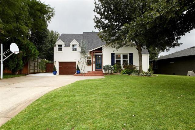 1214 Belford Avenue, Nichols Hills, OK 73116 (MLS #835908) :: Wyatt Poindexter Group