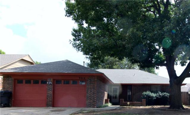 9816 S Country Club Drive, Oklahoma City, OK 73159 (MLS #835952) :: Wyatt Poindexter Group