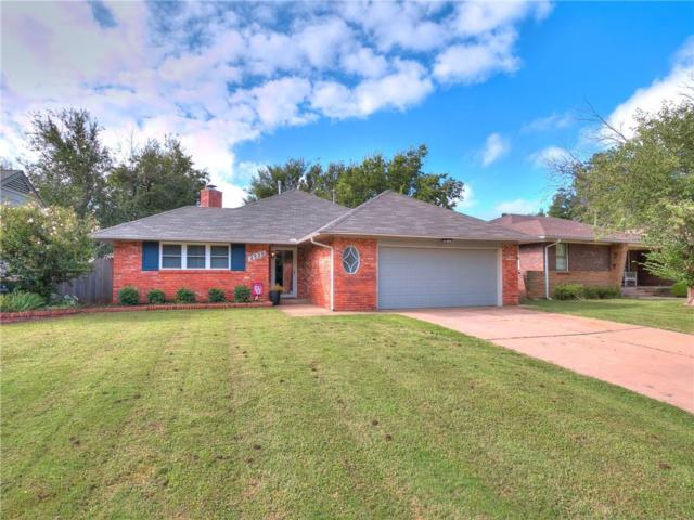 2320 Carlton Way, Oklahoma City, OK 73120 (MLS #835988) :: Wyatt Poindexter Group