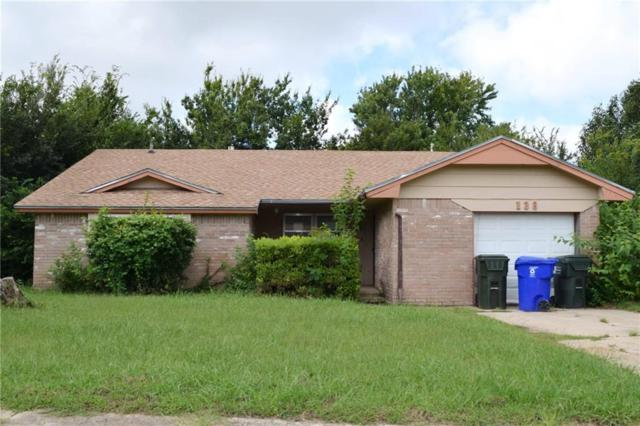 138 Beacon Circle, Norman, OK 73071 (MLS #836020) :: Wyatt Poindexter Group