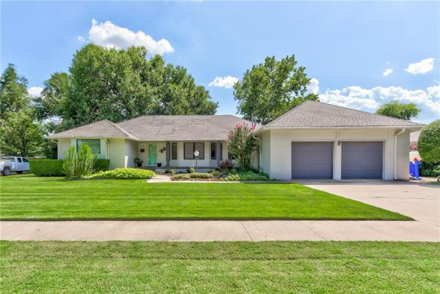 1302 Greenbriar Drive, Norman, OK 73072 (MLS #836024) :: Wyatt Poindexter Group