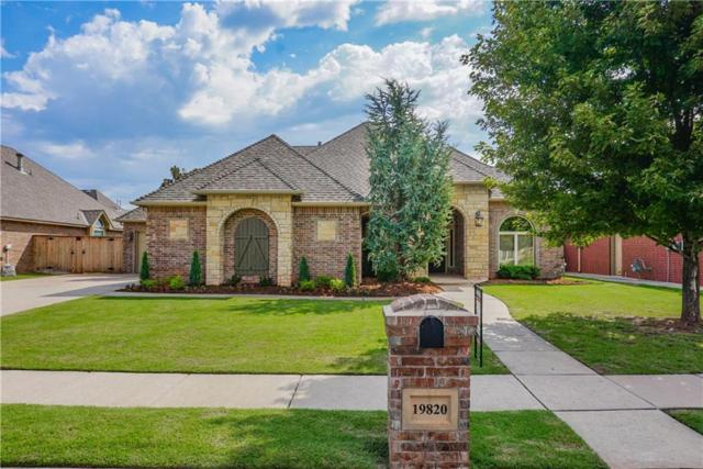 19820 Oakshire, Edmond, OK 73012 (MLS #836059) :: Homestead & Co
