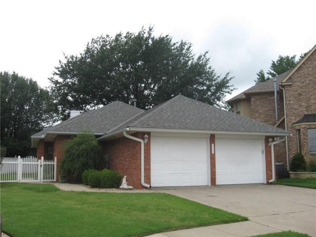 3836 Tudor Circle, Norman, OK 73072 (MLS #836070) :: Wyatt Poindexter Group