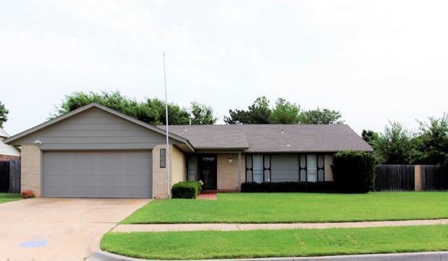 1001 NE 4th Street, Moore, OK 73160 (MLS #836075) :: Wyatt Poindexter Group