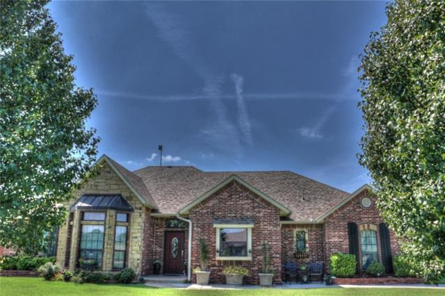 10721 Tangleroot Way, Oklahoma City, OK 73173 (MLS #836104) :: Wyatt Poindexter Group