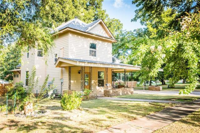 401 S Taylor Avenue, Wynnewood, OK 73098 (MLS #836115) :: Wyatt Poindexter Group