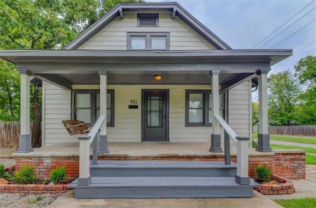 401 W Tonhawa Street, Norman, OK 73069 (MLS #836137) :: KING Real Estate Group