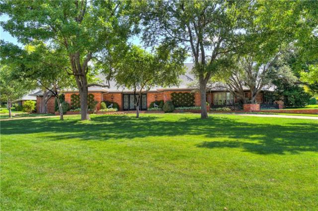 7300 Nichols Road, Oklahoma City, OK 73120 (MLS #836147) :: Homestead & Co