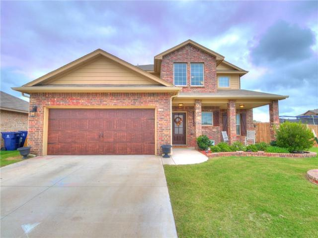 2408 Rosa Circle, Yukon, OK 73099 (MLS #836171) :: Wyatt Poindexter Group