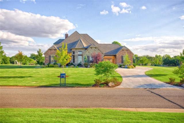 2466 La Belle Rue, Edmond, OK 73034 (MLS #836174) :: KING Real Estate Group