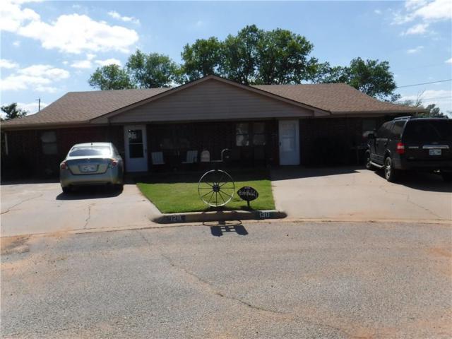 128130 Hosanna, Elk City, OK 73644 (MLS #836199) :: Wyatt Poindexter Group
