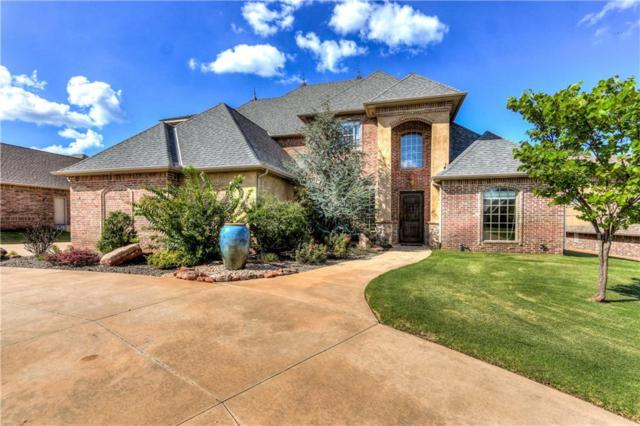 3409 Dornoch Drive, Edmond, OK 73034 (MLS #836200) :: Homestead & Co