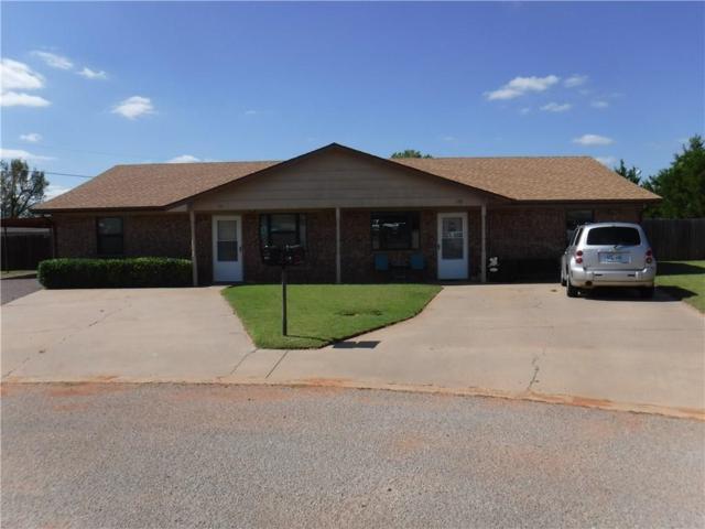 129131 Hosanna, Elk City, OK 73644 (MLS #836204) :: Wyatt Poindexter Group