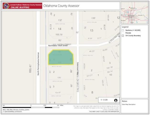19517 Dalemead Way, Edmond, OK 73012 (MLS #836227) :: Erhardt Group at Keller Williams Mulinix OKC