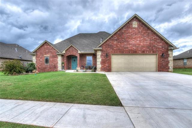 515 Tewksbury Lane, Blanchard, OK 73010 (MLS #836252) :: KING Real Estate Group