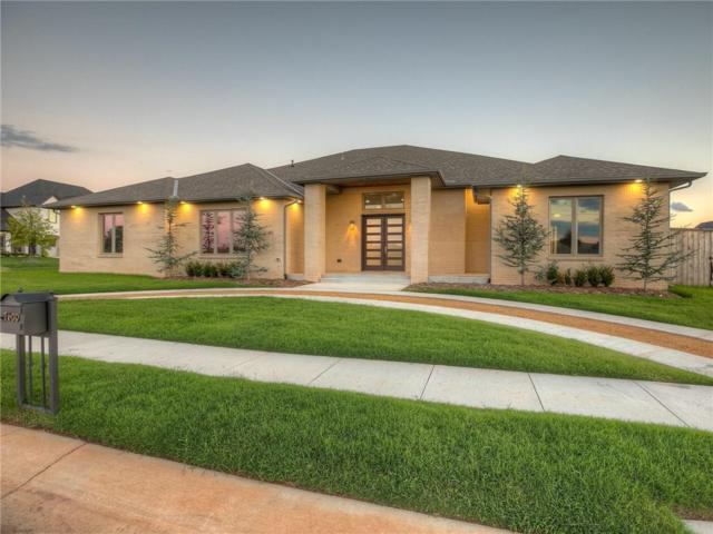 7600 NW 136th Terrace, Oklahoma City, OK 73142 (MLS #836258) :: Wyatt Poindexter Group