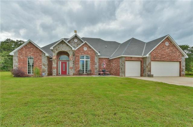 13201 S Anderson Road, Oklahoma City, OK 73165 (MLS #836262) :: Homestead & Co