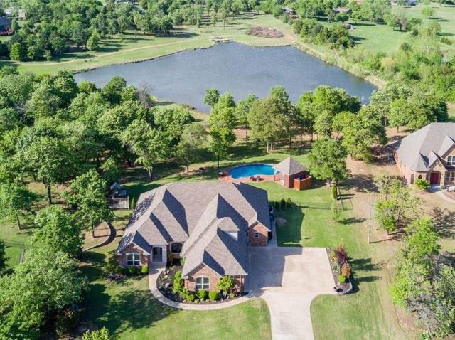 588 Misty Morning Drive, Choctaw, OK 73020 (MLS #836273) :: Wyatt Poindexter Group