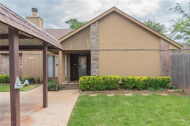 6816 NW 63rd Terrace, Oklahoma City, OK 73132 (MLS #836284) :: KING Real Estate Group