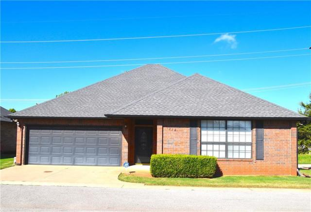 1229 N Canyon Way, Guthrie, OK 73044 (MLS #836339) :: Wyatt Poindexter Group