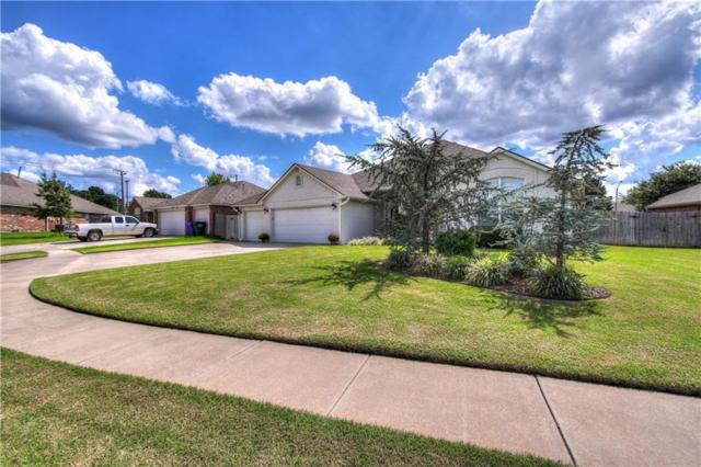 1309 Dustin Drive, Norman, OK 73071 (MLS #836341) :: Meraki Real Estate