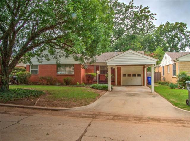 1118 Grover Lane, Norman, OK 73069 (MLS #836342) :: Wyatt Poindexter Group