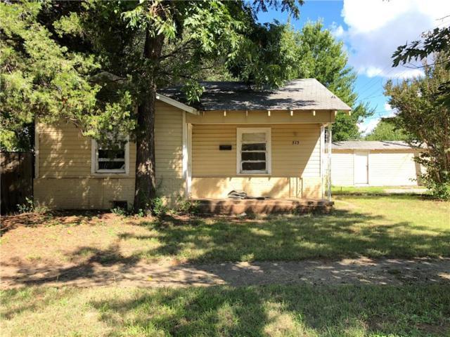 515 S 7th Street, Chickasha, OK 73018 (MLS #836354) :: Homestead & Co