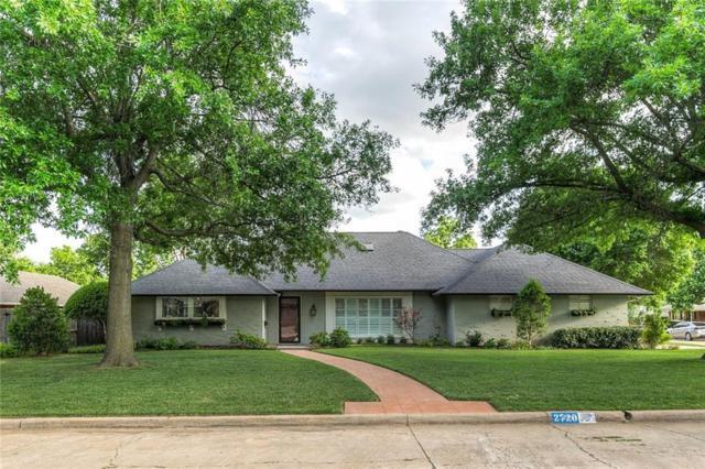 2720 NW 56th Street, Oklahoma City, OK 73112 (MLS #836358) :: Wyatt Poindexter Group