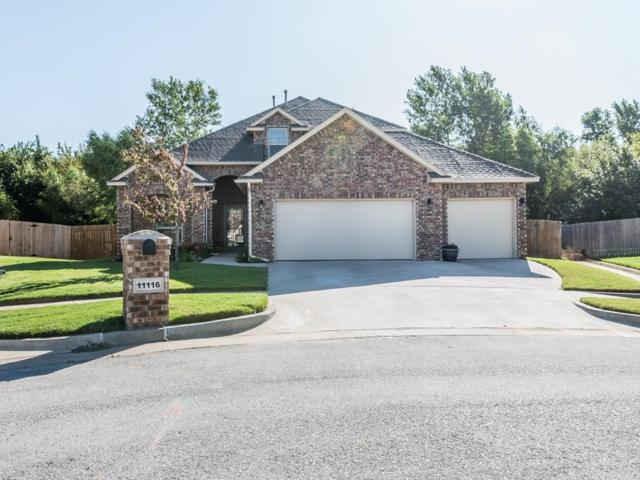 11116 SW 43rd Circle, Mustang, OK 73064 (MLS #836368) :: Wyatt Poindexter Group