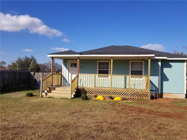 1312 E Cleveland, Guthrie, OK 73044 (MLS #836401) :: Meraki Real Estate