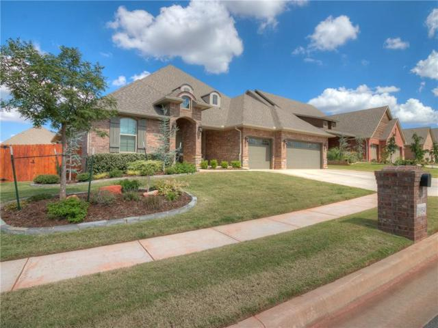 19540 Rambling Creek Drive, Edmond, OK 73012 (MLS #836439) :: Homestead & Co